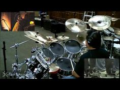 Locked Out of Heaven by Bruno Mars Drum Cover by Myron Carlos