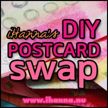 iHanna's DIY Postcar