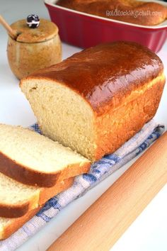 THE Best Potato Bread by Emily Sego