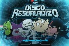 Bueno y divertido juego donde compites con los mismos personajes de Cartoon. http://www.ispajuegos.com/jugar8436-Disco-Resbaladizo.html