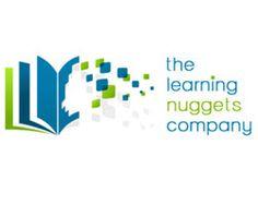 #logo Learning Nuggets Company #identidadcorporativa #educacion