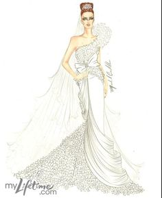 wedding dressses, dress sketch, project runway wedding dress, fashion design, dresses, kate middleton, fashion illustrations, fashion sketch, design sketch