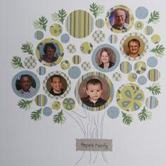 Family Tree Crafts