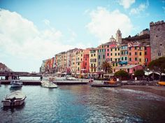 Italian Port Towns Untouched By Tourists : Condé Nast Traveler