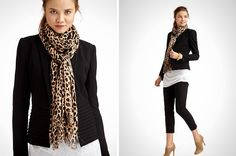 Spotted: 14 Fierce Leopard Print Pieces to Wake Up Your Wardrobe via Brit + Co.