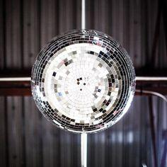 office disco ball