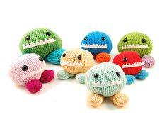 Ravelry: Monster Chunks pattern by Rebecca Danger