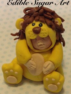 . cake lion, fondant cake, cake toppers