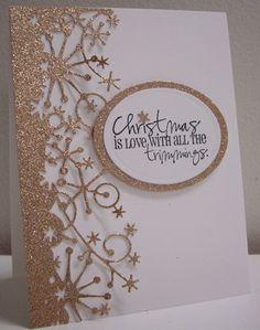Christmas Trimmings - FS302