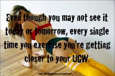 UGW= ultimate goal weight