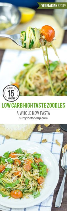 Low Carb High Taste