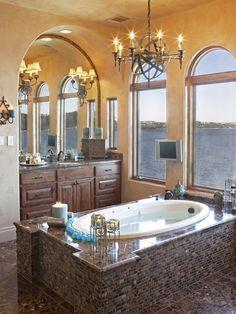 Mediterranean Bathroom....