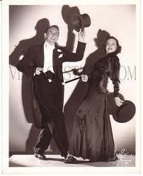 A dance team from the era. (Marathon Dancers, eh?)