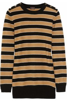 Mulberry Peace & Love wool and angora-blend sweater NET-A-PORTER.COM