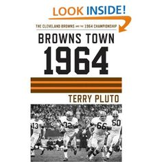 Jim Brown Cleveland Browns 1964 Champs -