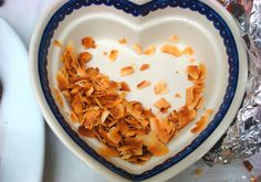 Salted Coconut Chips - For Girls Movie Night