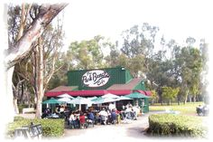 Park Bench Cafe in Huntington Beach (close to Newport)