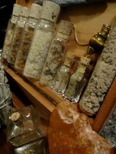 Resin incense: frankincense, myrrh, copal, dragons blood,