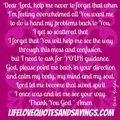 now when i see your name quotes | Dear Lord.. | Love Quotes And Sayings
