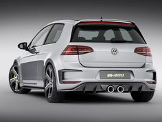 #Volkswagen #Golf R 400 Concept. 0-62 mph in 3.9 seconds. Enough said. #yesplease #volkswagen #ridgeway #concept #conceptcar #beijing #china #autoshow #carshow #carlaunch