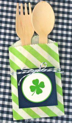 St. Patricks Party Ideas