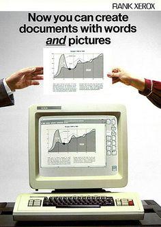 Xerox 8010 Star Information System, 1981