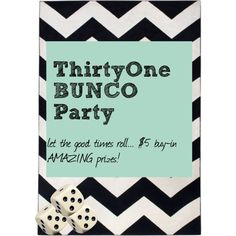 """BUNCO Party!!"" by danielle-e-ward on Polyvore"