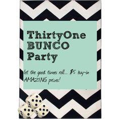 """BUNCO Party!!"" by danielle-e-ward on Polyvore"