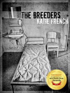 The Breeders by Katie French (2014) --- 16-year-old Riley Meemick is one of the world's last free girls. Her parents do everything possible to keep her from the Breeders -- disguising her appearance and moving from one desolate farm after another.   When the Sheriff abducts the adult members of her family Riley along with her 8-year-old brother Ethan and the unknown Clay set out to rescue her family.