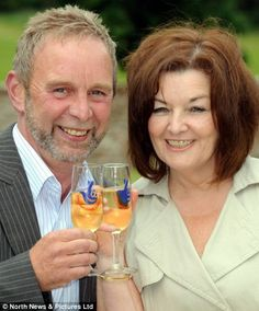 He dreamt it, she predicted it. Builder scoops £3m Lotto win after psychic's premonition