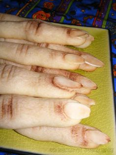 Witchy Fingers | 28 Creepy Treats Perfect For Halloween