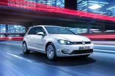 Euro Volkswagen Golf GTE Plug-in Hybrid to Debut in Geneva