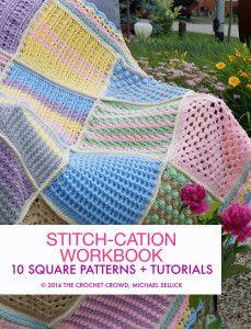 Stitch-cation Summer Challenge - The Crochet Crowd