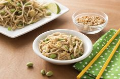 Kiddie Pad Thai | Kid-friendly, fun and delicious!