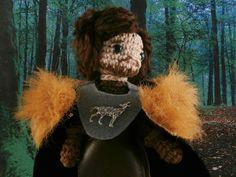 Robb Stark, Game of thrones amigurumi