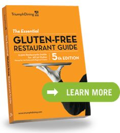 Gluten Free Restaurants, Gluten Free Shopping | Triumph Dining