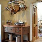 Kitchen Copper Appliances Design