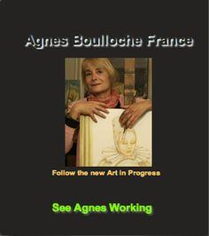 #Agnes_Boulloche