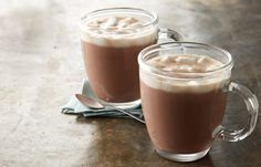 HERSHEY'S Cocoa makes this classic rich and delicious. Just replace milk to make it dairy free!