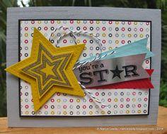 star card, canopi craft, stamp sets, sketch, paper player