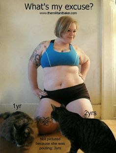 """By now, we've all seen the fitspiration mom of the year who """"unknowingly"""" unleashed all kinds of fat shaming rage across the world. The fami..."""