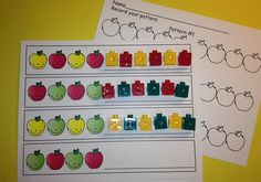 SUPER EASY PRINTABLE PATTERN CENTER! ALSO INCLUDES PRINTABLES ON BEGINNING AND ENDING SOUNDS!