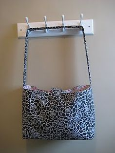 A simple bag that could be used for anything!