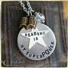 Reading is my superpower :)