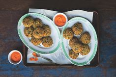 Laurie David Does Meatless Monday With Quinoa Cakes