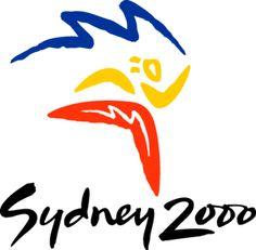 Sydney 2000 Olympic Games Logo