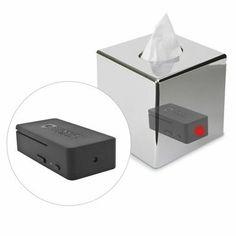 Black Box Micro Hidden Camera