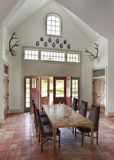 Antlers Design Ideas, Pictures, Remodel, and Decor