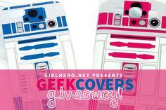 geek covers giveaway