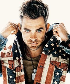 God bless AMERICA-and Chris Pine's parents